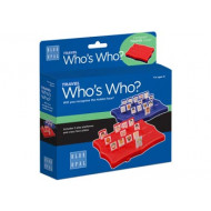 Blue Opal - Travel Whos Who Game