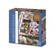 Blue Opal - Hanley Story Time 1000pc