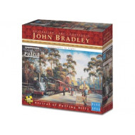 Blue Opal - Bradley Arrival of Puffing Billy 1000pc