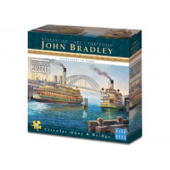 Blue Opal - Bradley Circular Quay & Bridge 1000pc