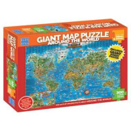 Blue Opal - Giant Around the World Puzzle 300pc