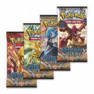 Pokemon XY Steam Siege Booster Trading Cards