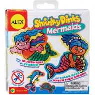 Shrinky Dinks - Mermaids