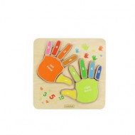 MasterKidz - Finger Counting Board