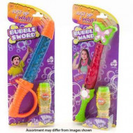 Bubble Club Sword/Wand Assorted