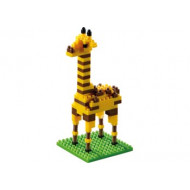 Brixies - Giraffe 134 pieces