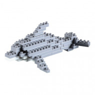 Brixies - Dolphin 65 pieces