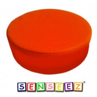 Senseez Vibrating Cushion Orange Circle