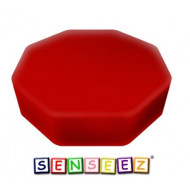 Senseez Vibrating Cushion Red Octagon