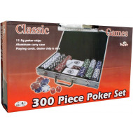 300-Piece-Poker-Set-11.5gm-Chips-in-Aluminium-Case