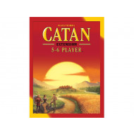 Catan 5th Ed 5&6 Player