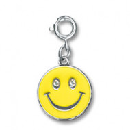 Charm It Smiley Face Charm