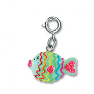 Charm It Rainbow Fish Charm