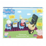 Peppa Pig Construction Classroom Set With Teacher, Peppa & Su