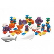 COKO Ocean Animals 60 Pieces