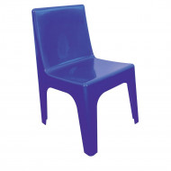 Jolly Kidz Resin Chair - Blue