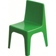 Jolly Kidz Resin Chair - Green