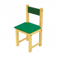 Jolly Kidz Brightway Chair - Green