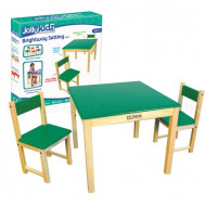 Jolly Kidz Brightway Setting - Green