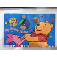 Sticker Album - Pooh and Friends
