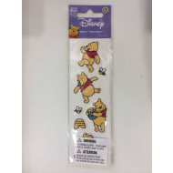 Slim Kids - Pooh Puffy Fuzzy Sticker