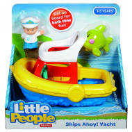 Fisher Price Ships Ahoy Yacht