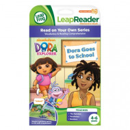 LeapFrog LeapReader Book Dora the Explorer