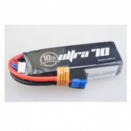 Dualsky Ultra 70 Lipo Battery 2250mAh 3S 70c