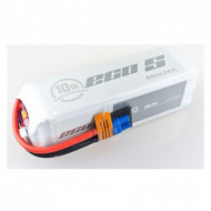 Dualsky ECO-S Lipo Battery, 4000mah 6s 25c