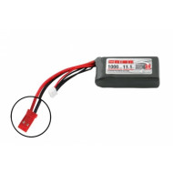 11.1V 1000Mah 50C Team Orion Lipo with JST connector