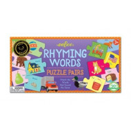 Puzzle Pairs Rhyming Words