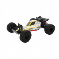 ECX Amp 1:10 2wd Desert Buggy RTR White / Yellow