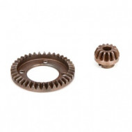 ECX Ring & Pinion Set: 1:10 4wd All