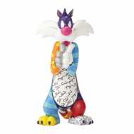 Britto Looney Tunes Sylvester Large Figurine 18cm