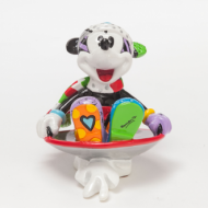 Britto-Mickey-in-Sled-Mini-Figurine