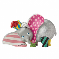 Britto Dumbo Medium Figurine