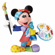 Britto Painter Mickey Large Figurine - 23cm