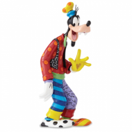 Britto Goofy 85th Anniversary Figurine