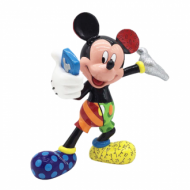 Britto Selfie Mickey Figurine