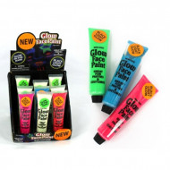 Face Paint Tube Glow in the Dark/UV