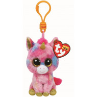 Beanie Boos Fantasia the Unicorn Clip
