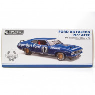 Classic Carlectables 1:18 Ford XB Falcon Hardtop 1977 ATCC Dick Johnston