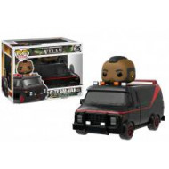 Funko A-Team - Van with B.A. Baracus Pop! Ride