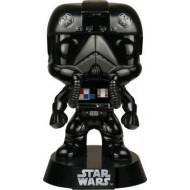 Star Wars - Tie Fighter Pilot Chrome NYCC Exclusive Pop! Vinyl Figure
