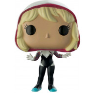 Funko Spiderman - Spider-Gwen Unmasked Pop Vinyl