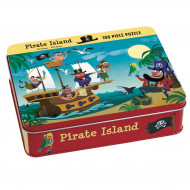 Pirate Island 100pc Puzzle