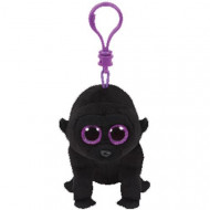 Beanie Boos Clip Ons George the Black Gorilla