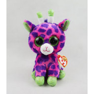 Beanie Boos Gilbert the Pink Giraffe Regular