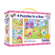 Galt - Four Puzzles in a Box - Fairies