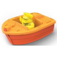 Green-Toys-Race-Boat-Orange